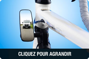 Bike-Eye Mirror for left hand use